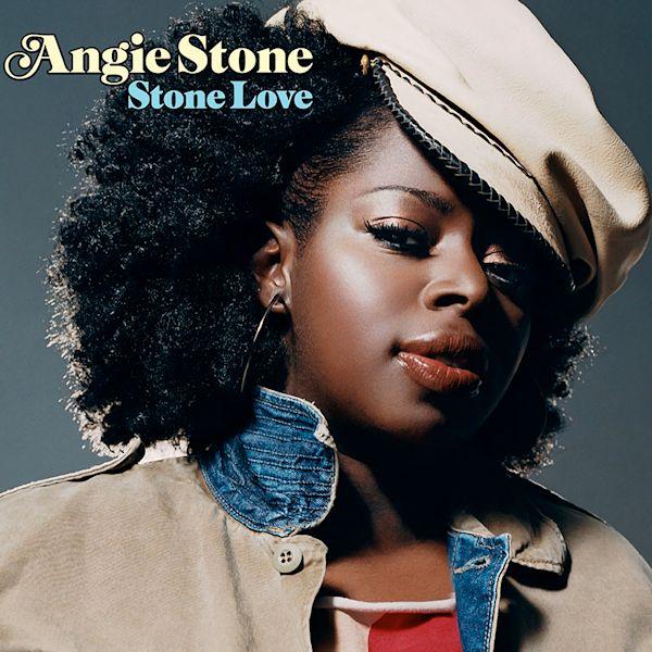 Angie Stone - Stone Love album cover