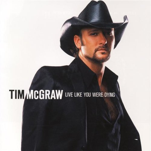 Tim McGraw - Live Like You Were Dying album cover