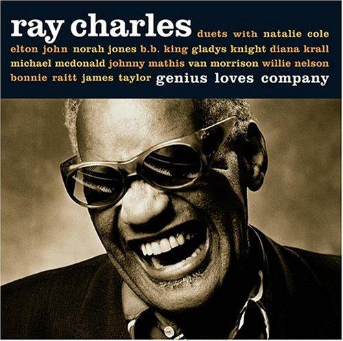 Ray Charles - Genius Loves Company album cover