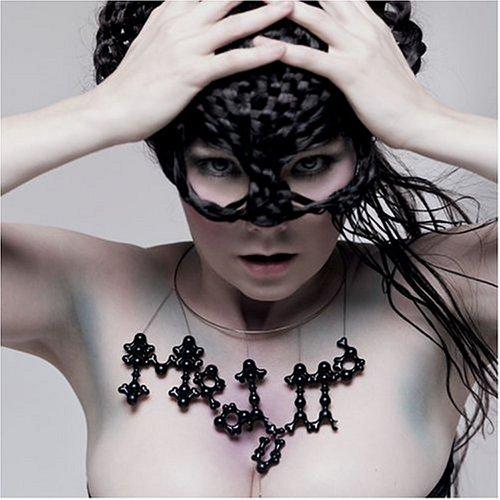 Björk - Medulla album cover
