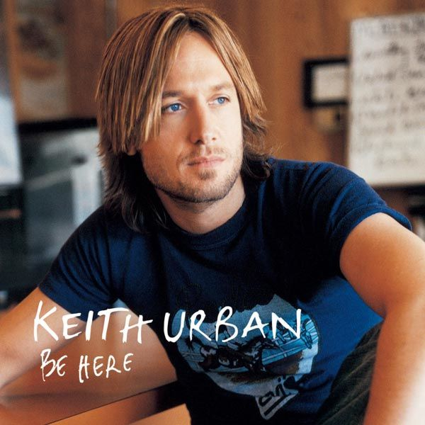 Keith Urban - Be Here album cover