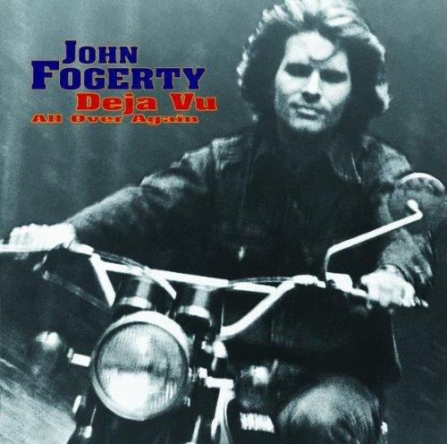 John Fogerty - Deja Vu All Over Again album cover