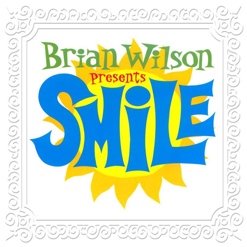Brian Wilson - Smile album cover
