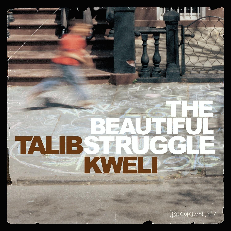 Talib Kweli - The Beautiful Struggle album cover