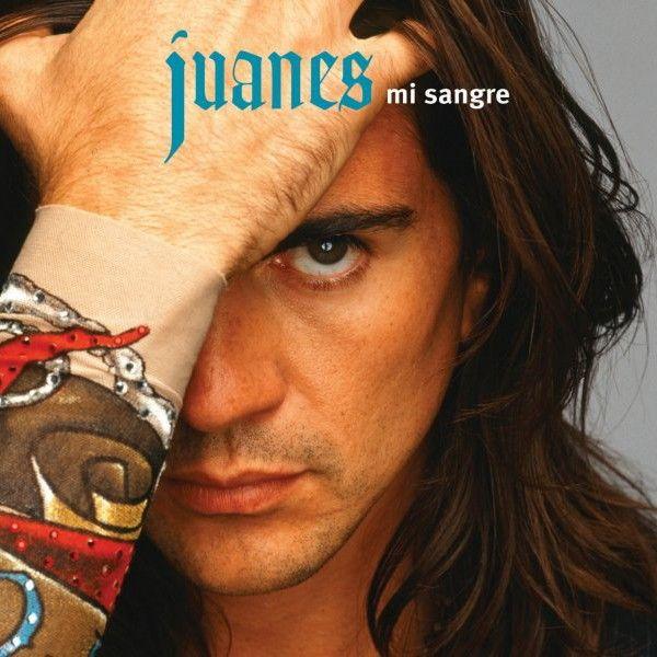 Juanes - Mi Sangre album cover