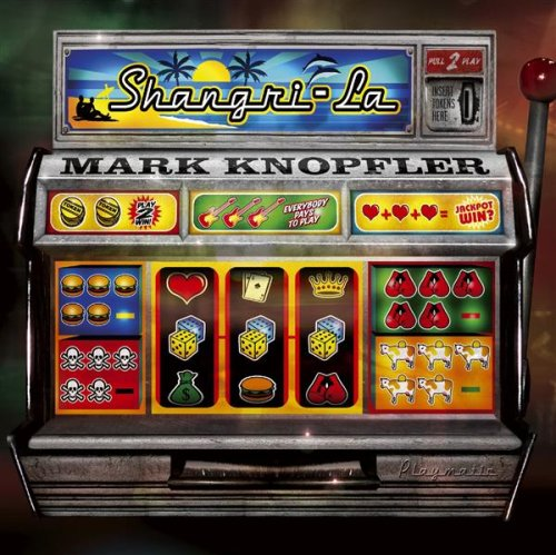 Mark Knopfler - Shangri-la album cover