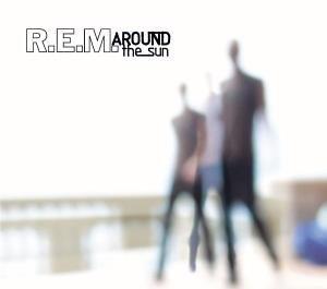 R.E.M. - Around The Sun album cover