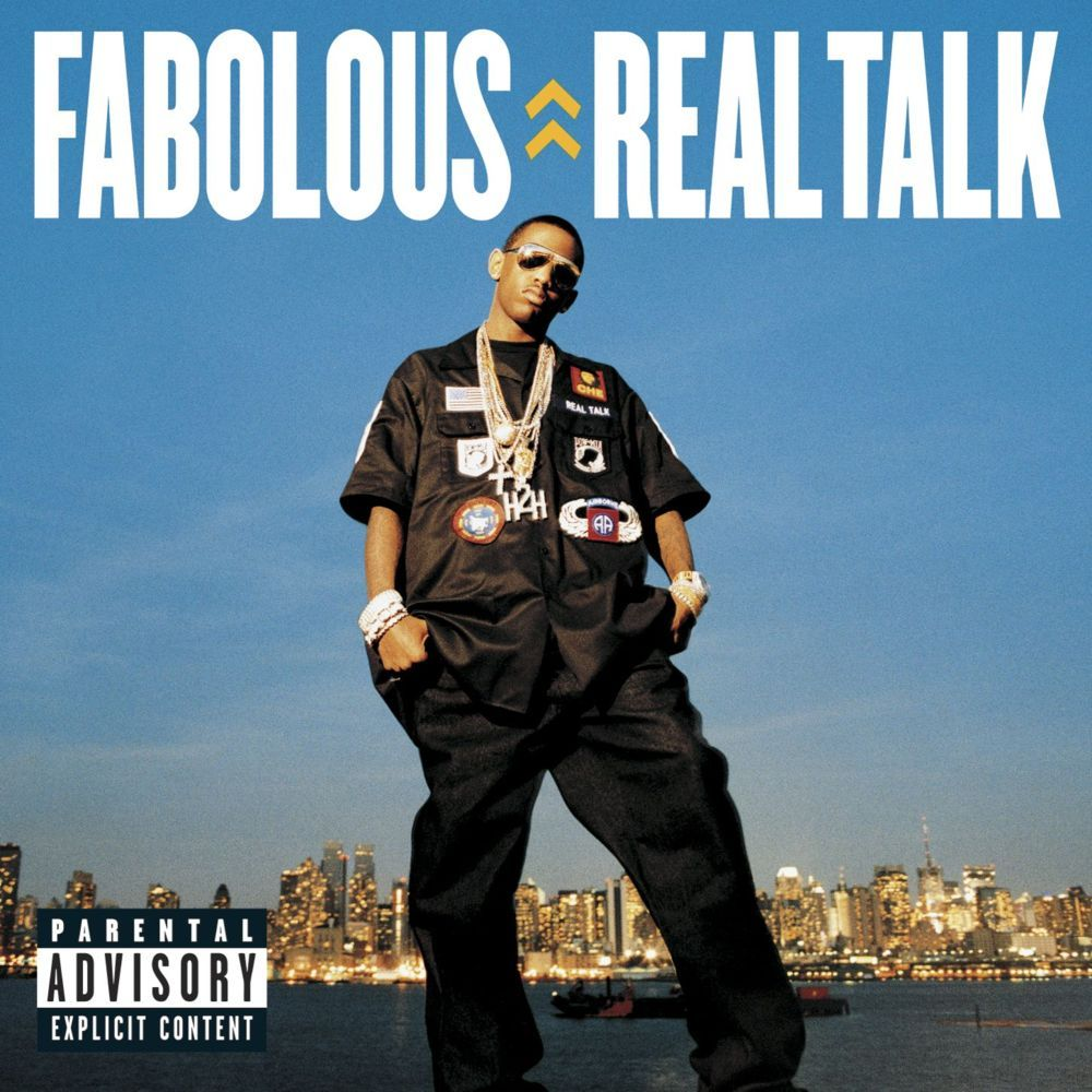 Fabolous - Real Talk album cover
