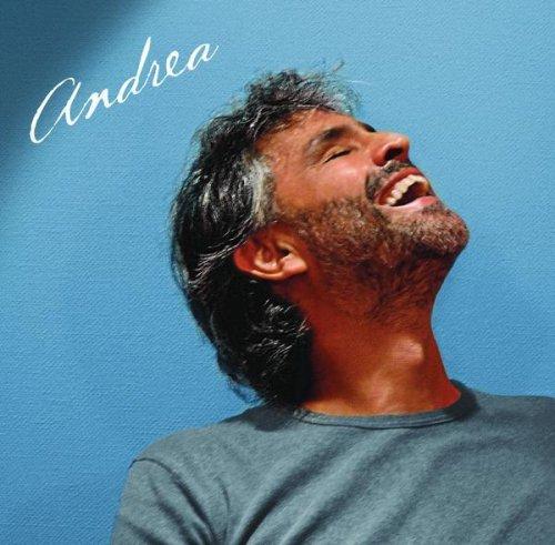 Andrea Bocelli - Andrea album cover