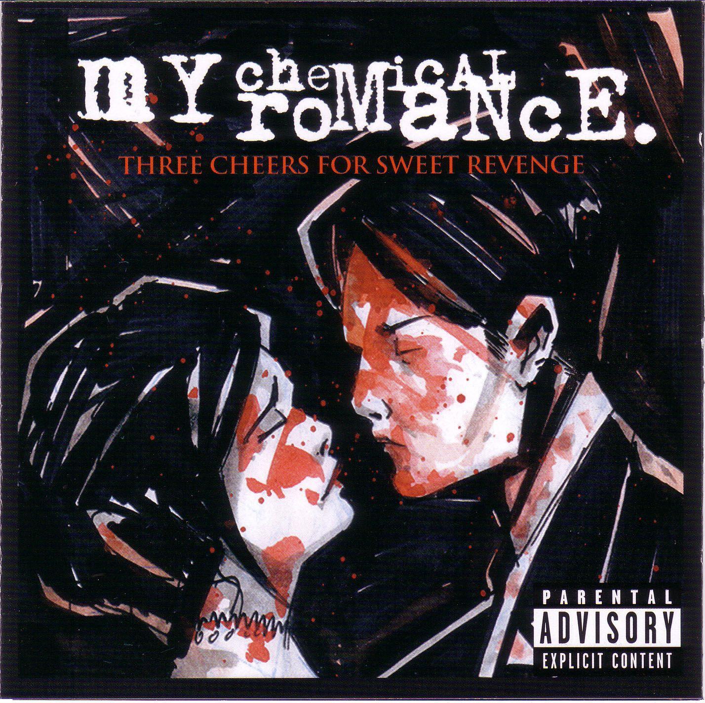 My Chemical Romance - Three Cheers For Sweet Revenge album cover