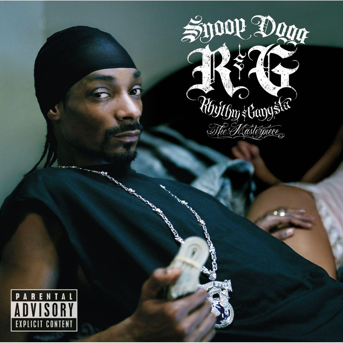 Snoop Dogg - R&g (rhythm & Gangsta): The Masterpiece album cover