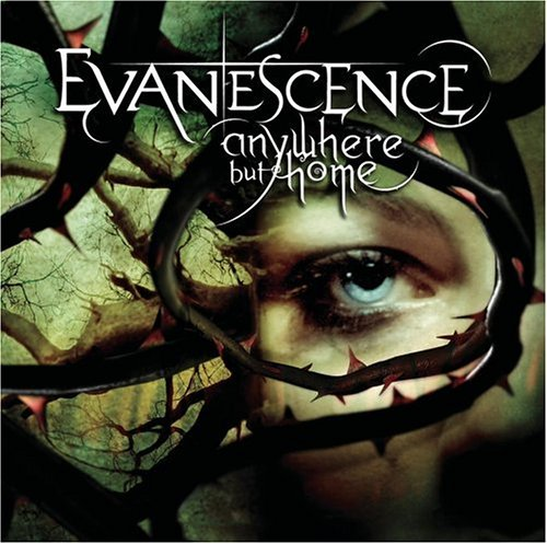 Evanescence - Anywhere But Home album cover