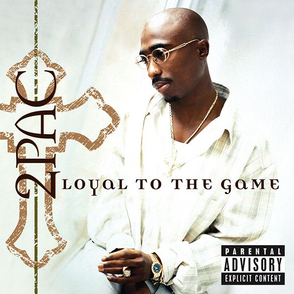 2pac - Loyal To The Game album cover