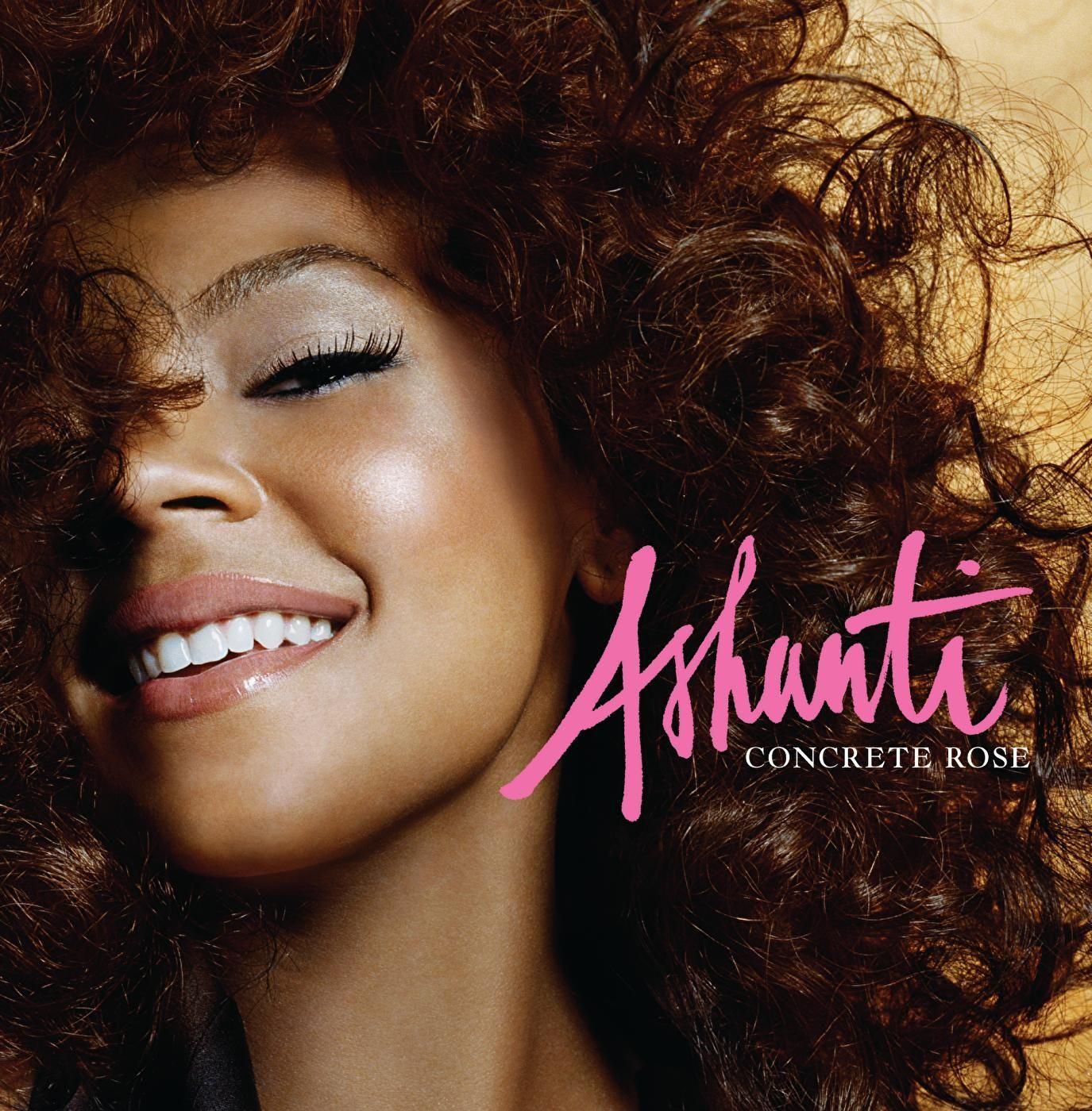 Ashanti - Concrete Rose album cover