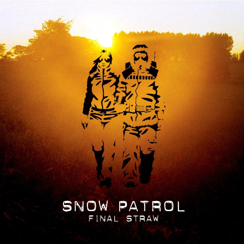 Snow Patrol - Final Straw album cover