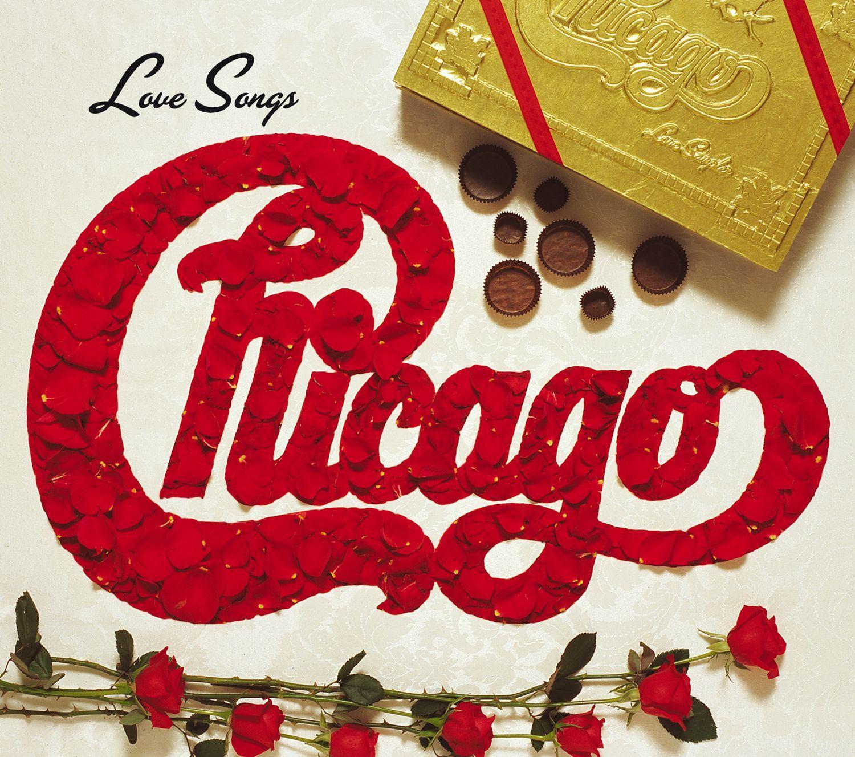 Chicago - Love Songs album cover