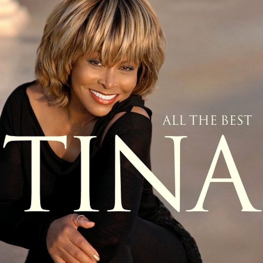 Tina Turner - All The Best album cover