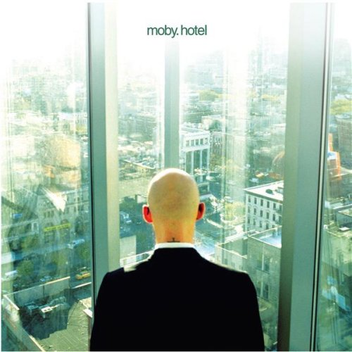 Moby - Hotel album cover