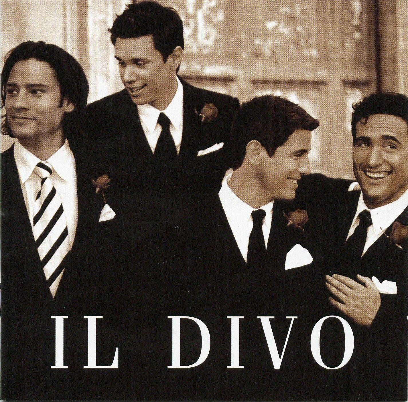 Il Divo - Il Divo album cover