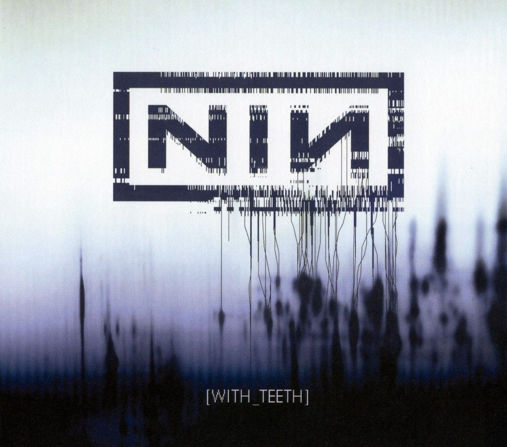 Nine Inch Nails - With Teeth album cover