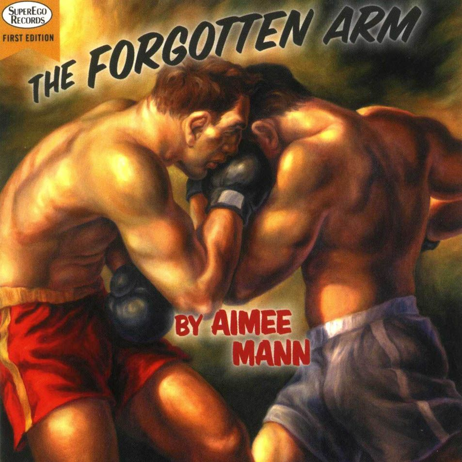 Aimee Mann - The Forgotten Arm album cover