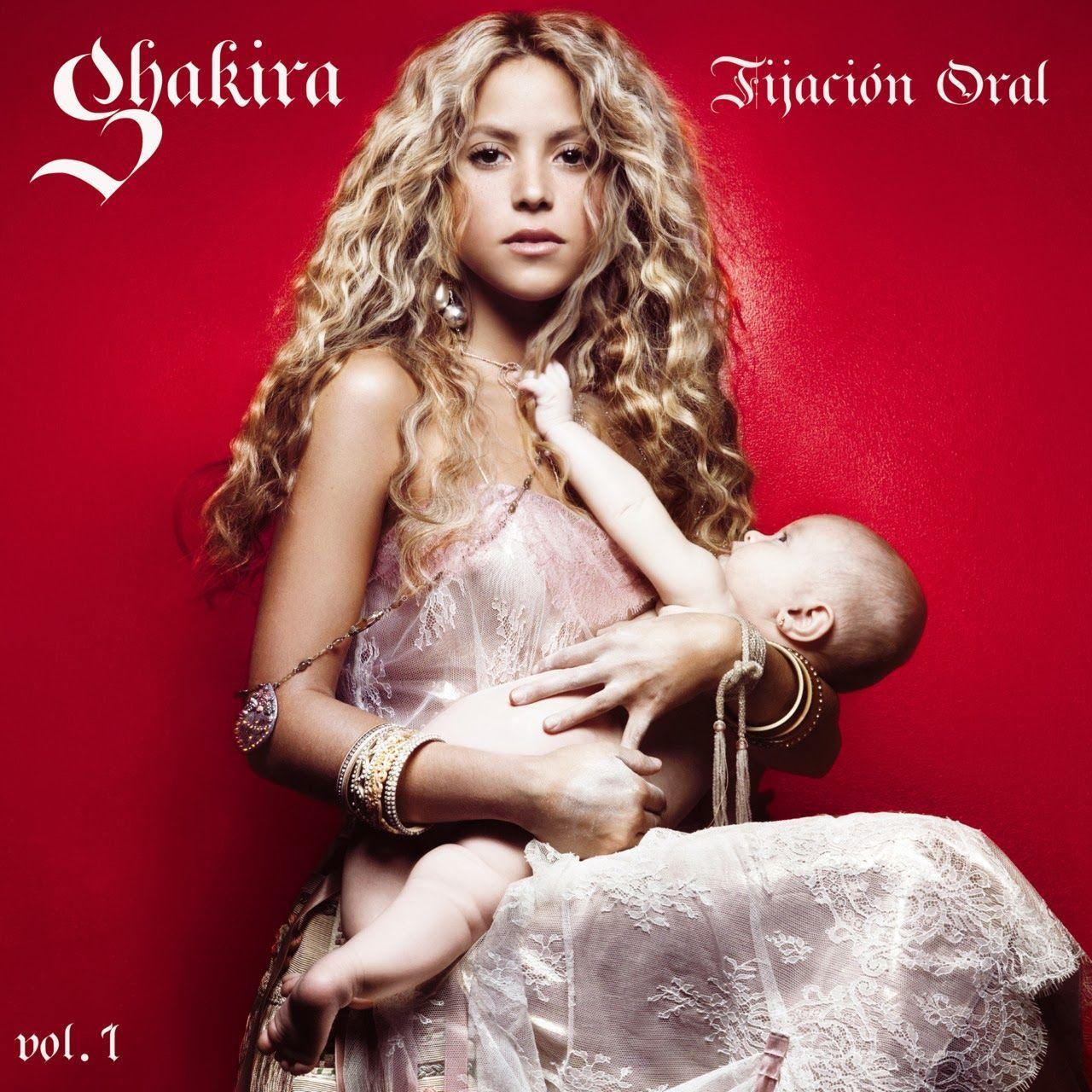 shakira first album