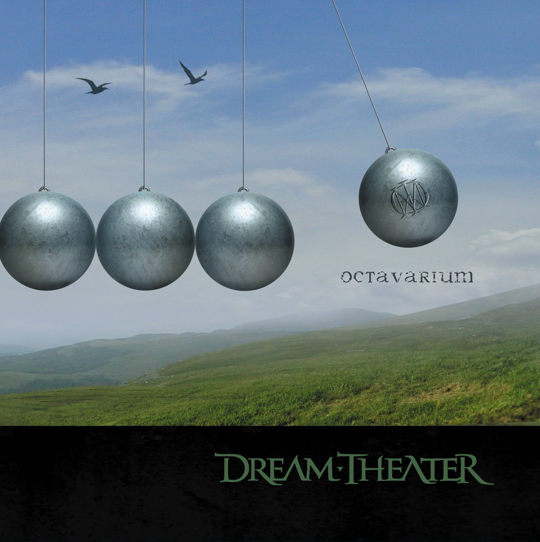 Dream Theater - Octavarium album cover