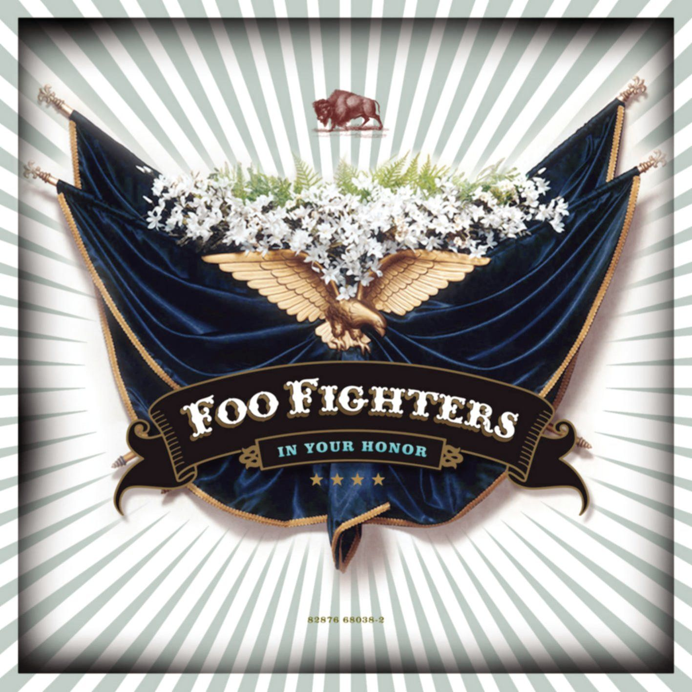 The Foo Fighters - In Your Honor album cover