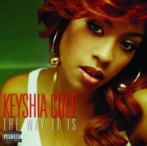 Keyshia Cole - The Way It Is album cover