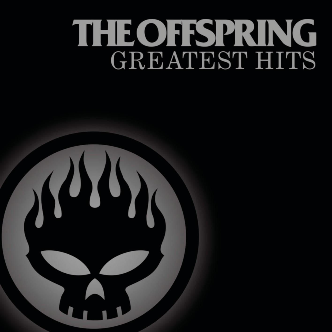 The Offspring - Greatest Hits album cover