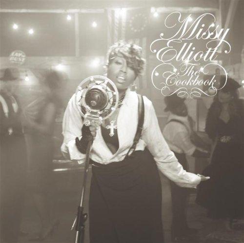 Missy Elliott - The Cookbook album cover