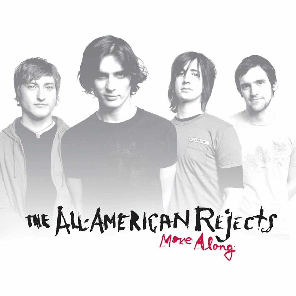 The All-American Rejects - Move Along album cover