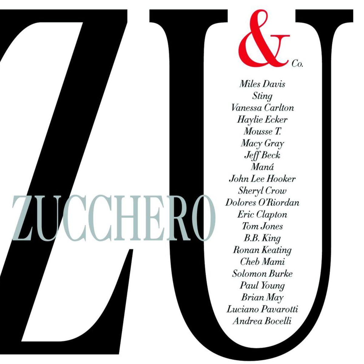 Zucchero 'Sugar' Fornaciari - Zucchero & Co. album cover