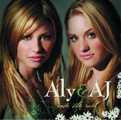 Aly & AJ - Into The Rush album cover