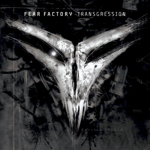 Fear Factory - Transgression album cover