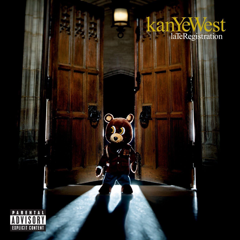 Kanye West - Late Registration album cover