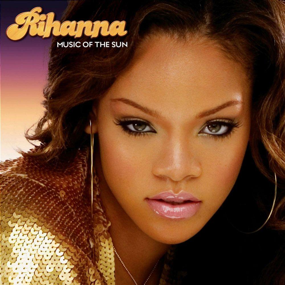 Rihanna - Music Of The Sun album cover