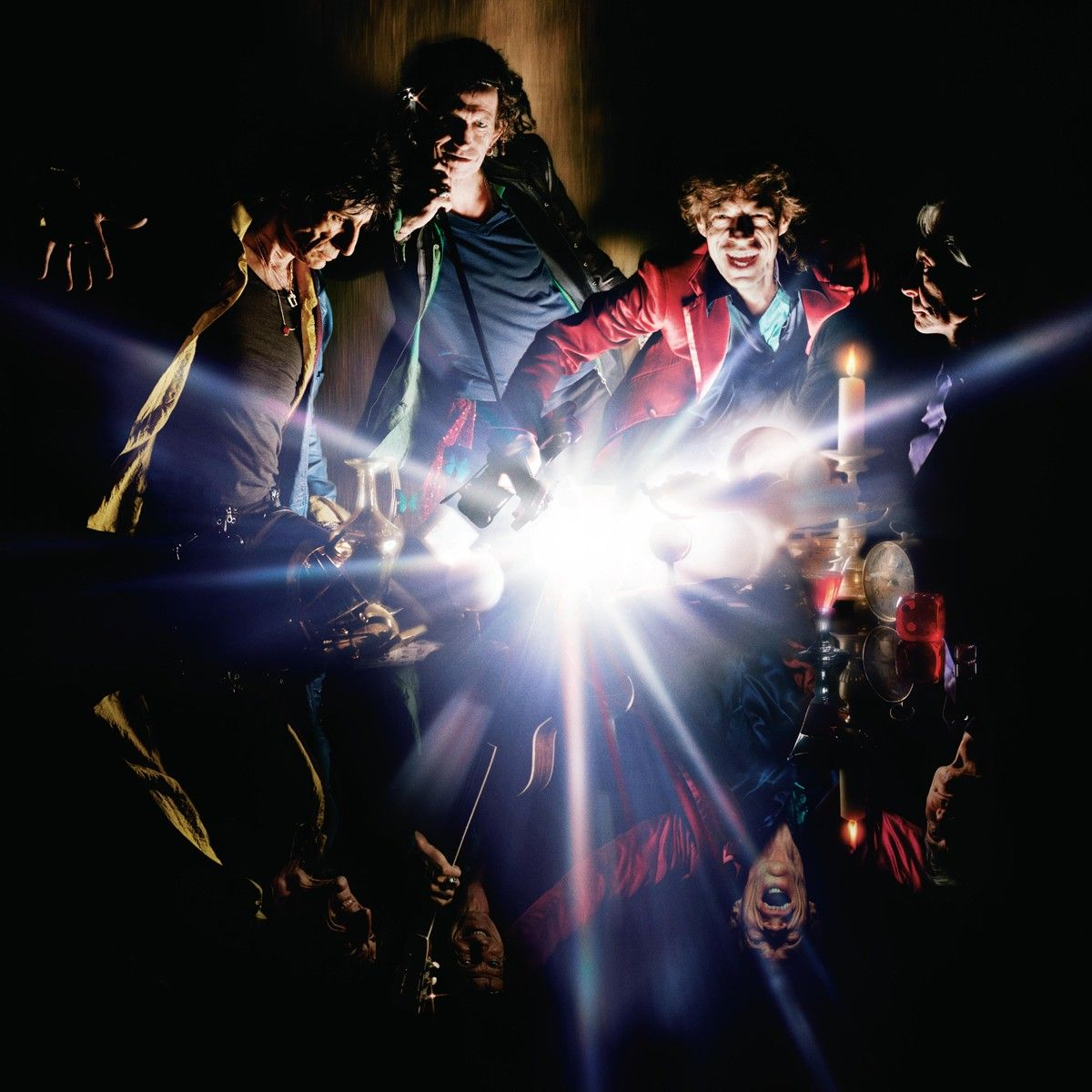 The Rolling Stones - A Bigger Bang album cover