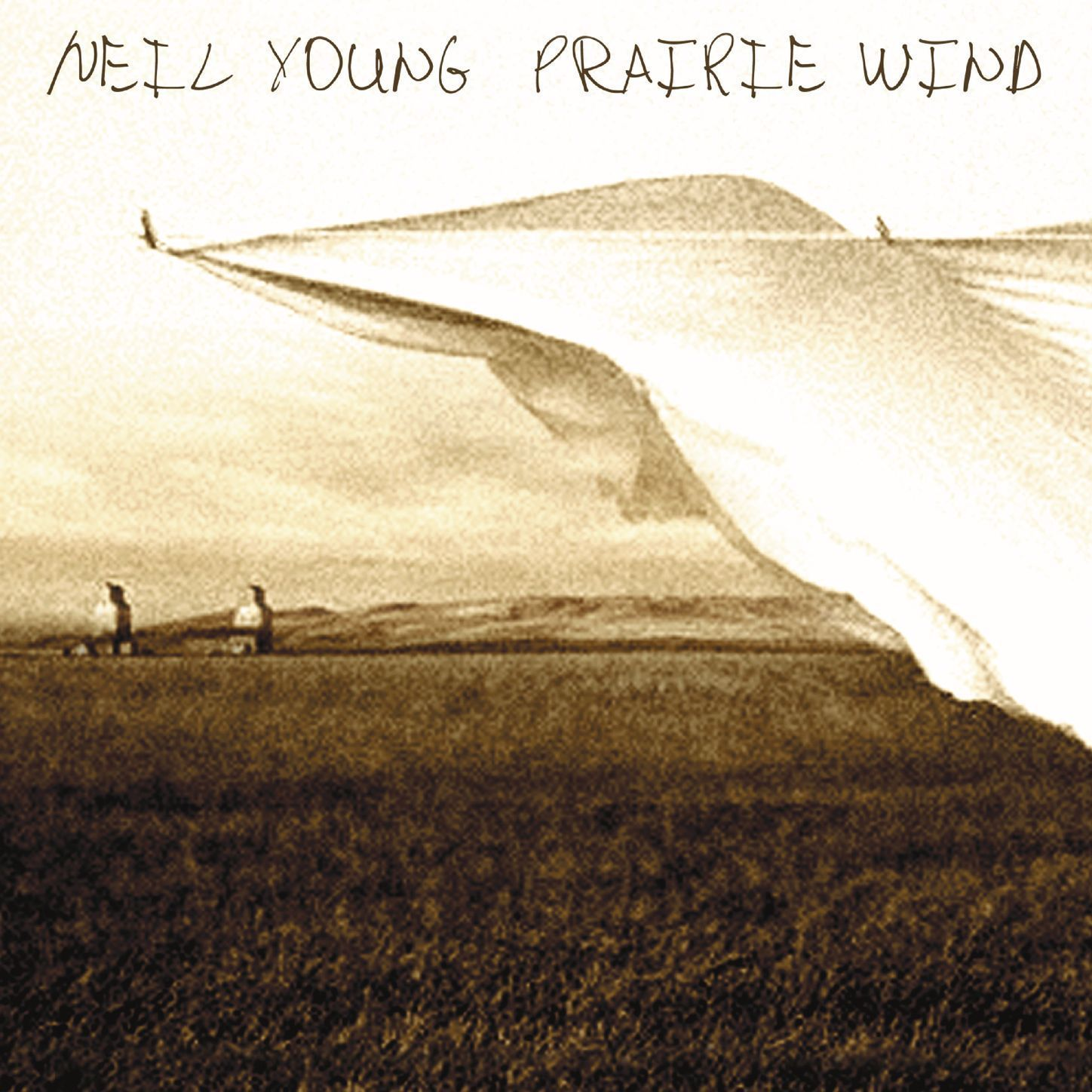 Prairie Wind by Neil Young - Music Charts