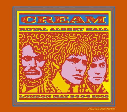 Cream - Royal Albert Hall: London May 2-3-5-6 2005 album cover