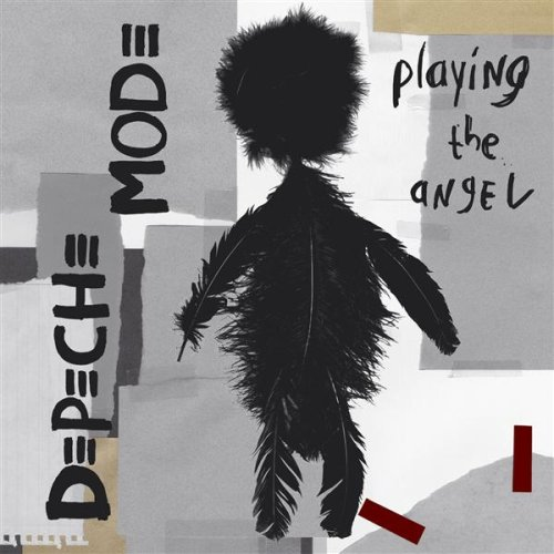 Depeche Mode - Playing The Angel album cover