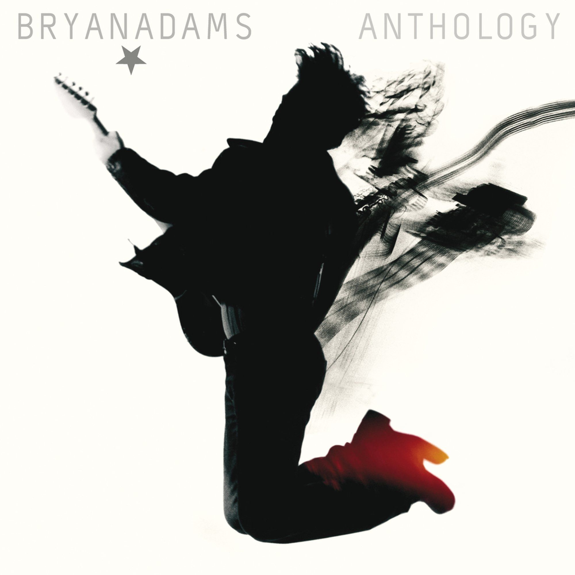 Bryan Adams - Anthology album cover