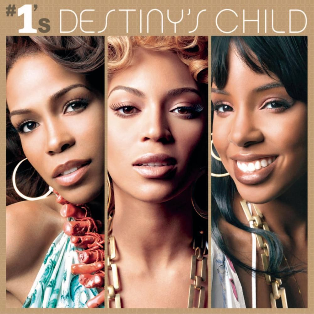 Destiny's Child - #1's album cover