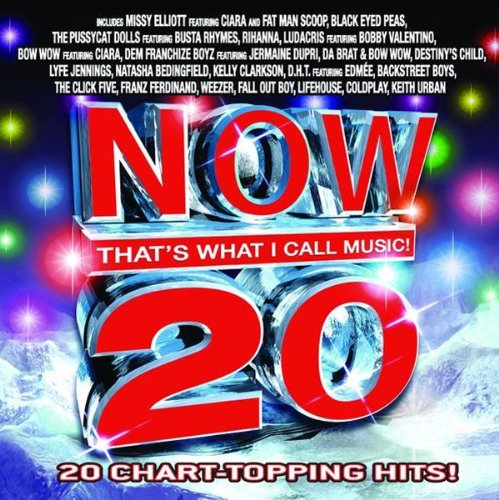 Various Artists - Now 20 album cover