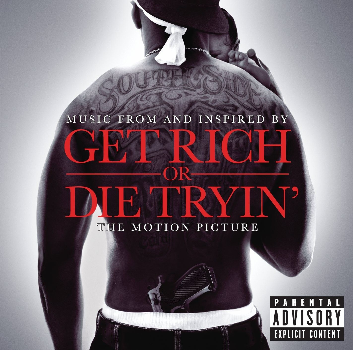 Soundtrack - Get Rich Or Die Tryin' album cover