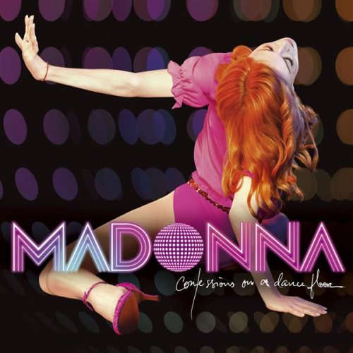 Madonna - Confessions On A Dance Floor album cover
