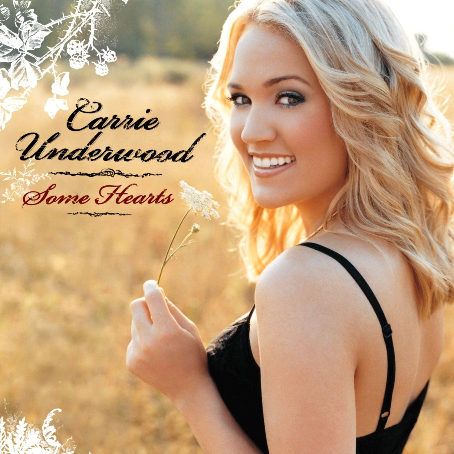 Carrie Underwood - Some Hearts album cover