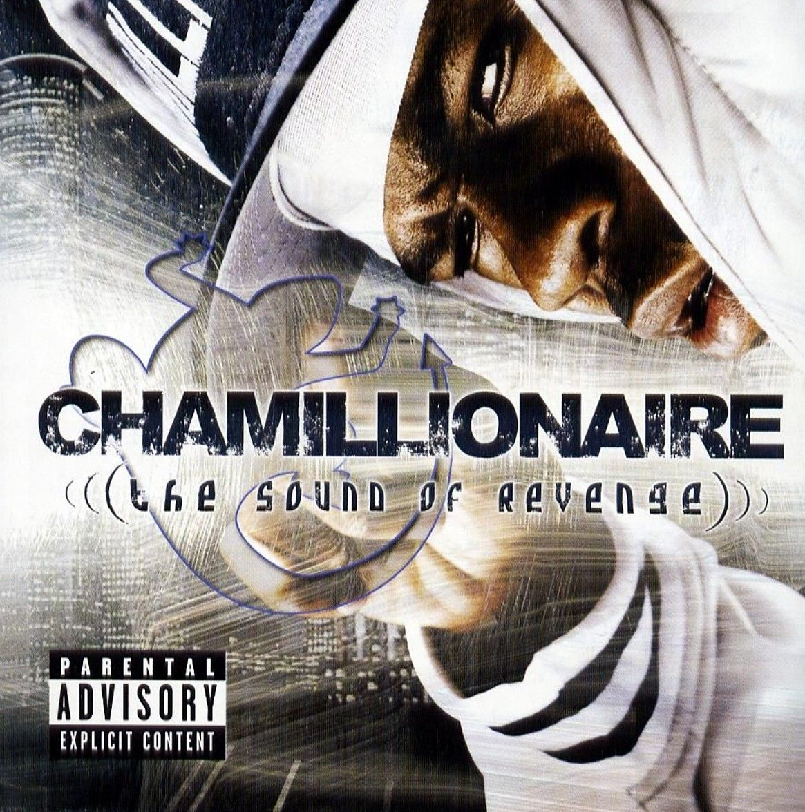 Chamillionaire - The Sound Of Revenge album cover