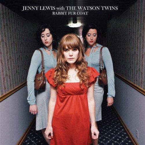 Jenny Lewis - Rabbit Fur Coat album cover