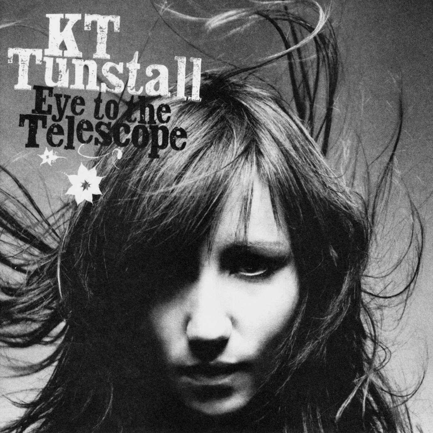 KT Tunstall - Eye To The Telescope album cover